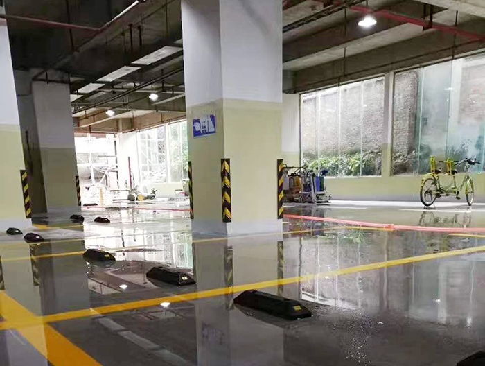 地坪漆案例