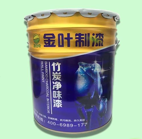 内墙竹碳净味乳胶漆YN-9000