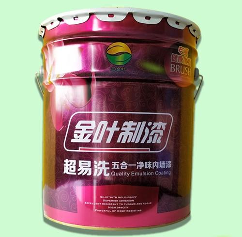 内墙五合一净味乳胶漆(新桶)YN-5000